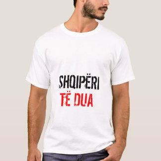 JAG ÄLSKAR ALBANIEN TEE SHIRT