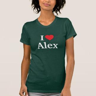 Jag älskar Alex T-shirt