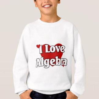 Jag älskar Algebra Tshirts