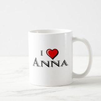 Jag älskar Anna Kaffemugg