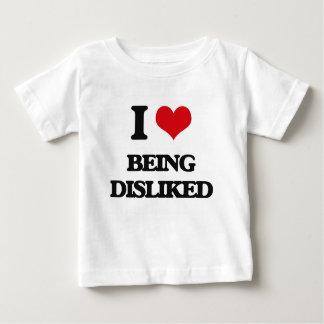 Jag älskar att ogillas t-shirts