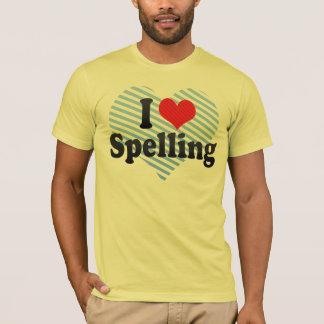 Jag älskar att stava tröja