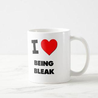 Jag älskar att vara blek kaffemugg
