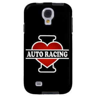 Jag älskar Auto tävla Galaxy S4 Fodral