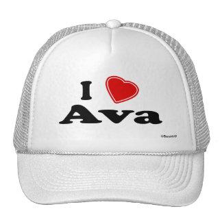 Jag älskar Ava Keps