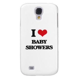 Jag älskar baby shower galaxy s4 fodral