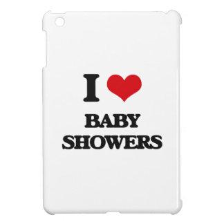 Jag älskar baby shower iPad mini mobil skydd