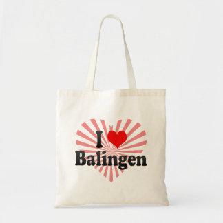 Jag älskar Balingen, Tyskland Kasse