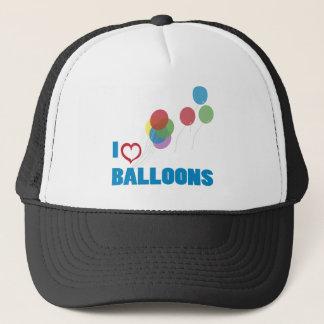 jag älskar ballonger keps