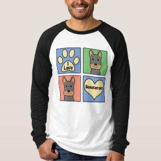 Jag älskar Beaucerons Tshirts