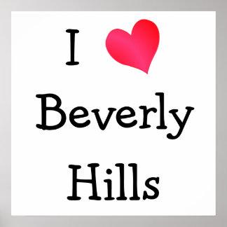 Jag älskar Beverly Hills Poster