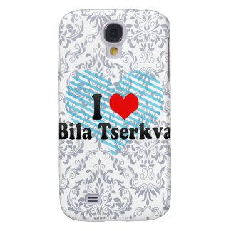 Jag älskar Bila Tserkva, Ukraina Galaxy S4 Fodral