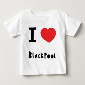 Jag älskar Blackpool Tshirts