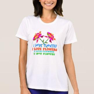 JAG ÄLSKAR BLOMMOR:  BLOMSTERUTSTÄLLNINGflowershow T-shirt