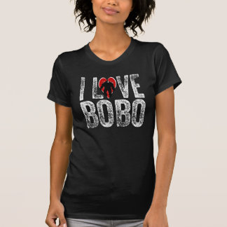 Jag älskar Bobo T-shirts