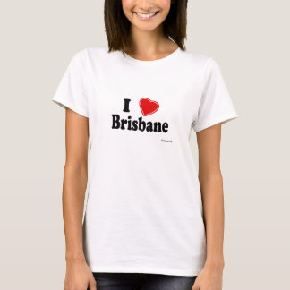 Jag älskar Brisbane T Shirts