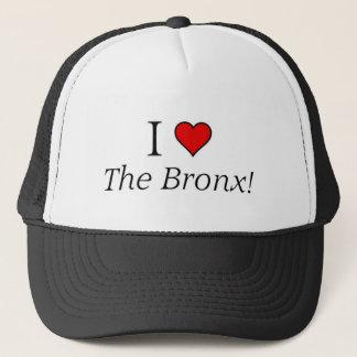 Jag älskar Bronxen Truckerkeps