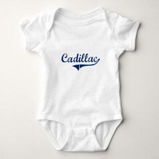Jag älskar Cadillac Michigan T Shirts