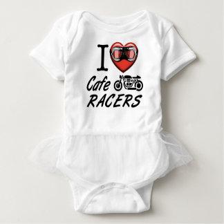 Jag älskar CafeRacers T Shirts