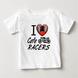 Jag älskar CafeRacers Tshirts
