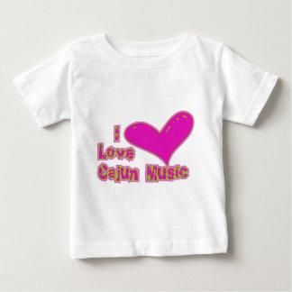Jag älskar Cajun musik Tröja