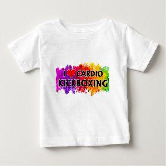 Jag älskar Cardio Kickboxing T Shirts
