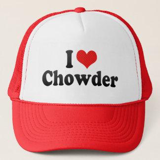 Jag älskar Chowder Keps
