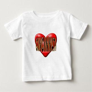 Jag älskar Cincinnati T Shirt