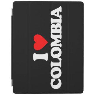 JAG ÄLSKAR COLOMBIA iPad SKYDD