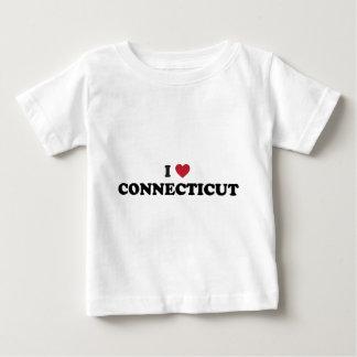Jag älskar Connecticut Tröja