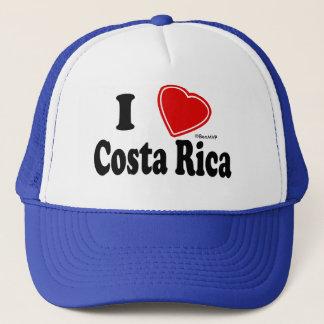 Jag älskar Costa Rica Truckerkeps