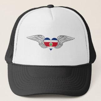 Jag älskar Costa Rica - vingar Truckerkeps