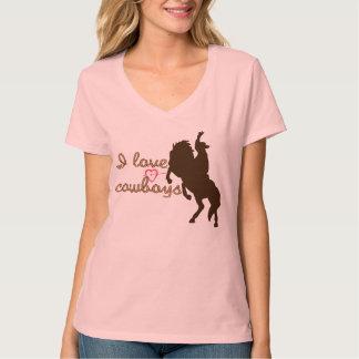 Jag älskar Cowboys Tröjor