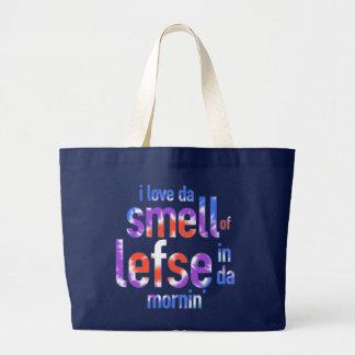 Jag älskar Da-lukten av Lefse i Da som Mornin häng Kasse