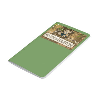 Jag älskar dagiset anteckningsbok