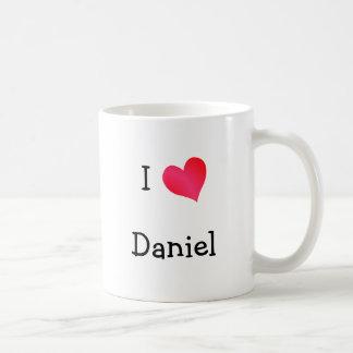 Jag älskar Daniel Kaffemugg