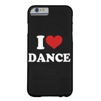 Jag älskar dans barely there iPhone 6 fodral
