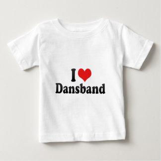 Jag älskar Dansband Tee