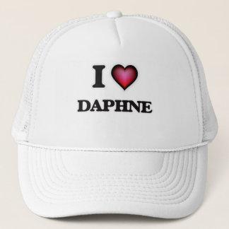 Jag älskar Daphne Truckerkeps