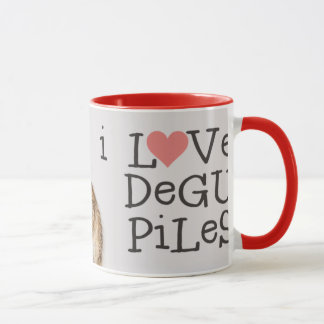 Jag älskar Degu högar