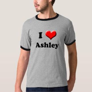 Jag älskar den Ashley T-tröja T Shirts