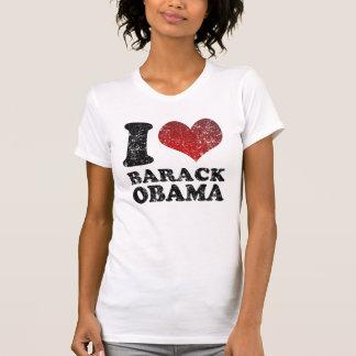 Jag älskar den Barack Obama t skjortan T-shirts