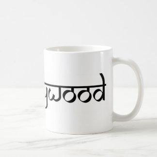 Jag älskar den Bollywood muggen Kaffemugg
