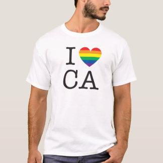 Jag älskar den Kalifornien skjortan Tröjor