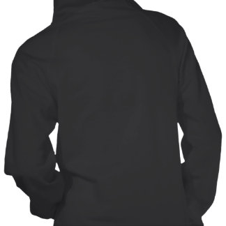 Jag älskar den Nudibranchs hoodien för kvinnor Hoodie