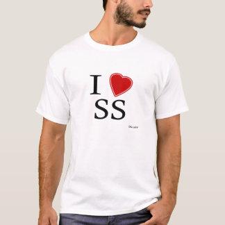 Jag älskar den San Salvador Tee Shirts