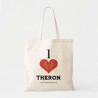 Jag älskar den Theron totot Tygkasse