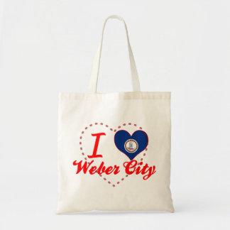 Jag älskar den Weber staden, Virginia Kassar
