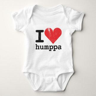 Jag älskar det Humppa spädbarn Tee Shirt