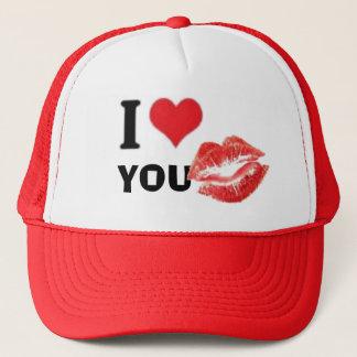 Jag älskar dig hatten keps